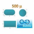 Bâche à bulle 500µ standard SOL + GUARD - Géobubble