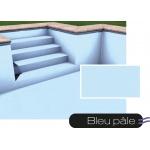 Liner piscine 75/100ème bleu clair