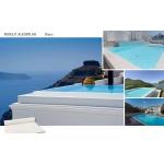 Liner piscine 75/100ème blanc