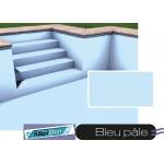 Liner piscine 75/100ème VERNIS bleu clair -  2010