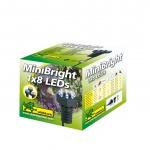 Eclairage LED MiniBright 1x8 - Ubbink