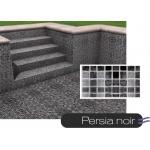 Liner piscine 75/100ème persia noir