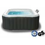 Spa gonflable Alpine 6 places - INDISPONIBLE -  - M-Spa