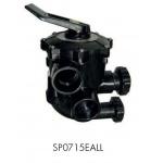 Vanne multivoies 2'' toutes positions SP0715EALL - HAYWARD