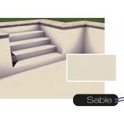 Liner piscine 85/100ème sable