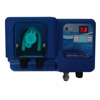 Régulateur - pompe doseuse micro PH