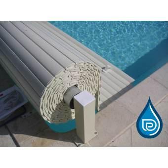 Volet automatique piscine DISTRI-ROLL - distri-roll