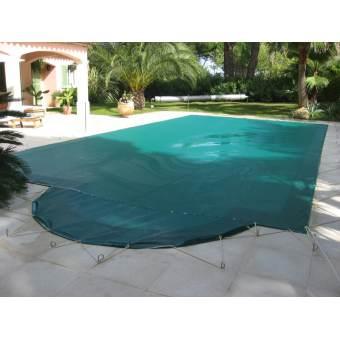 Couverture d'hiver FILET GR3 pour piscine