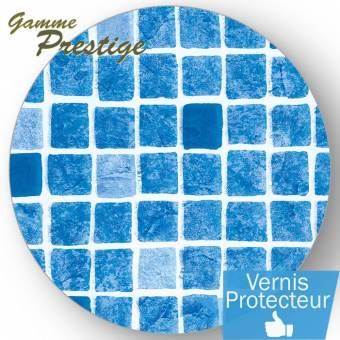 Liner piscine 75/100ème 2015 persia bleu vernis