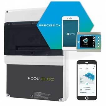 Coffret Filtration multifonctions : Pool'Elec 2.0 avec précise'o +
