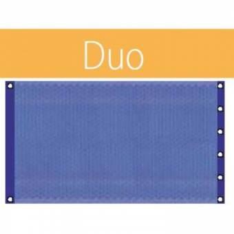 Bâche à bulle duo : 2 cotés standard 400 µ bleu / bleu