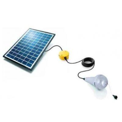 Kit éclairage jardin solaire Ulitium x1