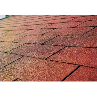 Bardeaux de toit RECTANGULAIRES - Tonnelles - WEKA