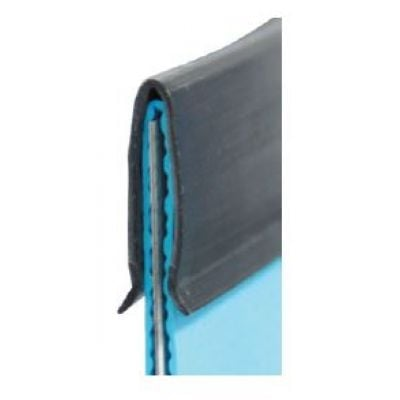 6 Baguettes pour liner OVERLAP pour piscine acier de 61 cm