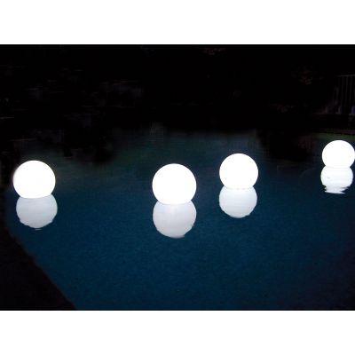 Lampe pour bassin de jardin Bubble