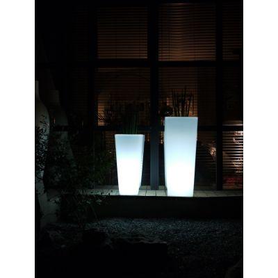 Pot de jardin lumineux Keops
