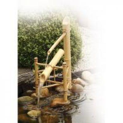 Fontaine étang Bamboo - AcquaArte