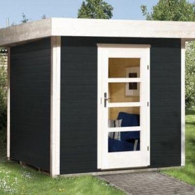 Abri jardin en bois Lounge taille 1 - WEKA