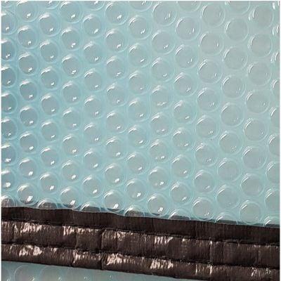 Bâche à bulle standard 500 µ translucide : 4 cotés Luxe