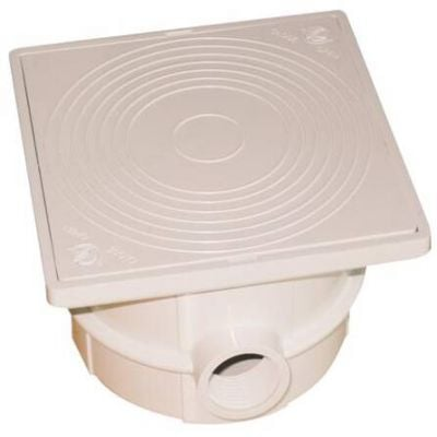 Boîte de connexion à sceller pour projecteur piscine