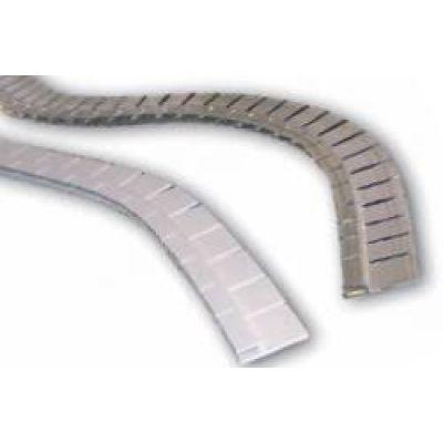 Rail PVC horizontaux de 1.5 m cintrable