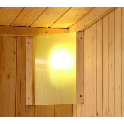 Eclairage sauna Premium
