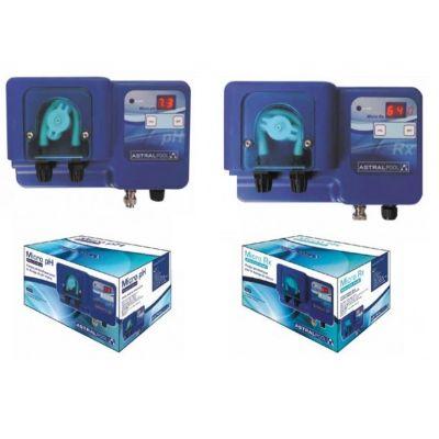 Pack pompe doseuse micro PH + Redox Astralpool