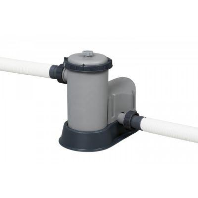 Filtre à cartouche Flowclear 5.6 m3/h : bassin maxi 25 m3/h