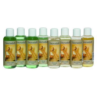 Coffret  huiles essentielles sauna
