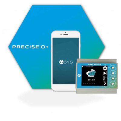 ASYS Filtréo : PRECISE'O+, la filtration intelligente