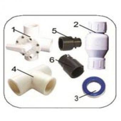 Kit systeme pour raccordement Distri-Sun