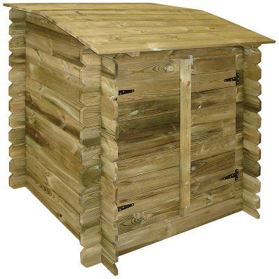 Coffre en bois pour filtration Classic
