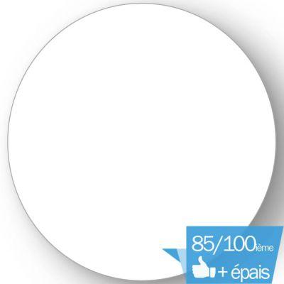 Liner piscine 85/100ème blanc