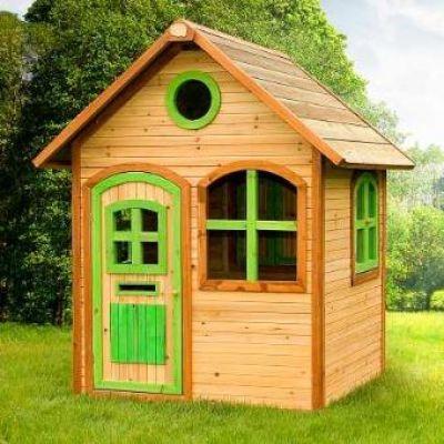 Cabane pour enfant en bois JULIA - Axi