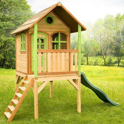 Cabane pour enfant en bois LAURA - Axi
