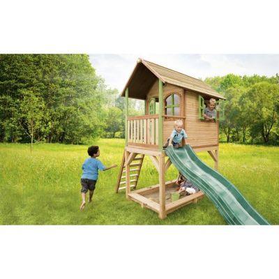Cabane pour enfant en bois SARAH - Axi