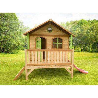 Cabane pour enfant en bois STEF - Axi