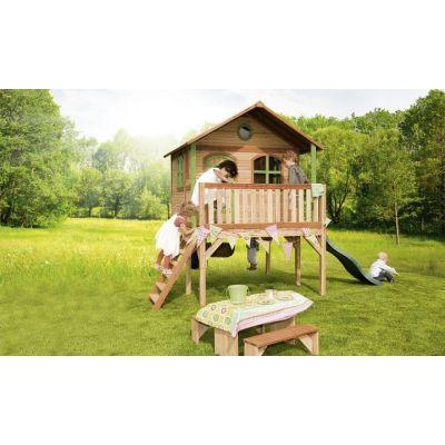 Cabane pour enfant en bois SOPHIE - Axi
