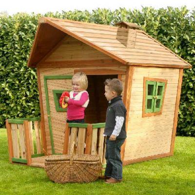 Cabane pour enfant en bois JESSE - Axi