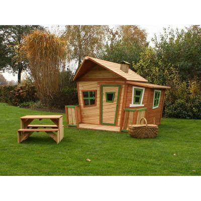 Cabane pour enfant en bois LISA - Axi