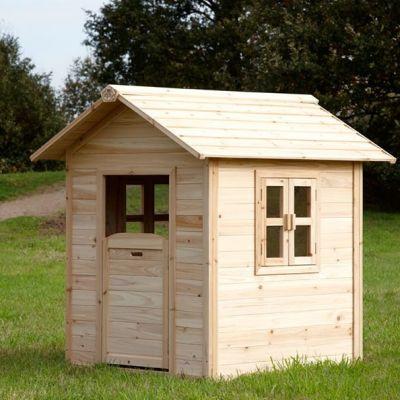 Cabane enfant en bois NOA - Sunny