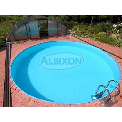 Piscine coque ronde Albistone by Albixon  - Albixon