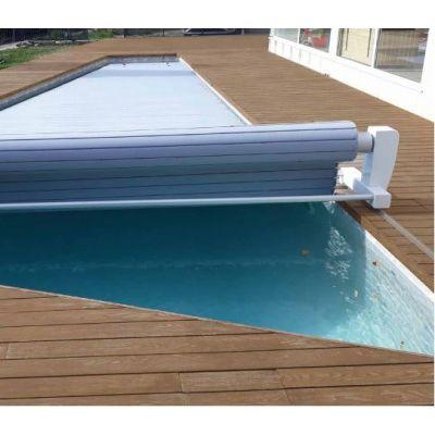 Volet automatique piscine Bahia mobile Solaire - ECA