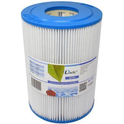 Filtre à cartouche Darlly SC741- 70251 - C-7626 - PA25 - Darlly