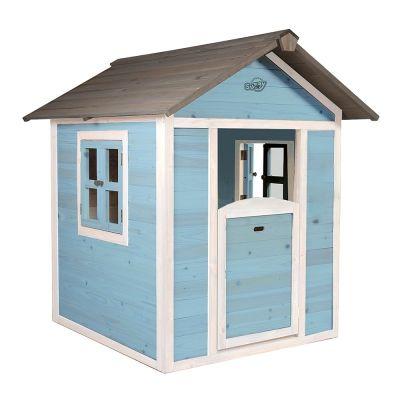 Cabane pour enfant Lodge bleue - Sunny