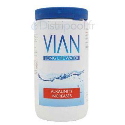 Produit spa : Releveur d'Alcalinité VIAN 1kg - Vian