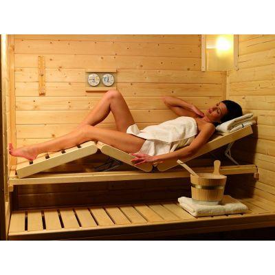 Chaise longue pour sauna Karibu