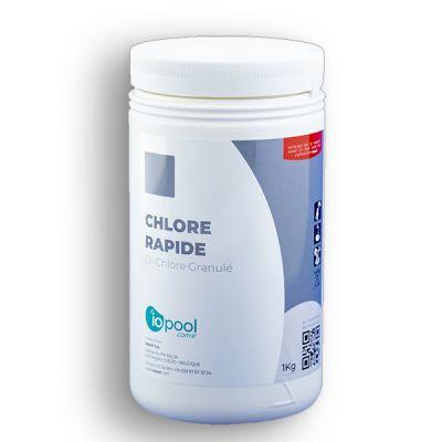 Chlore choc - 1kg