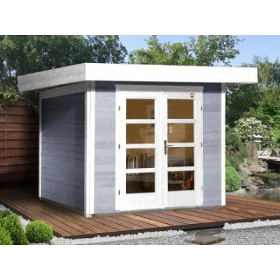 Abri jardin en bois Chill Out House taille 1 - WEKA