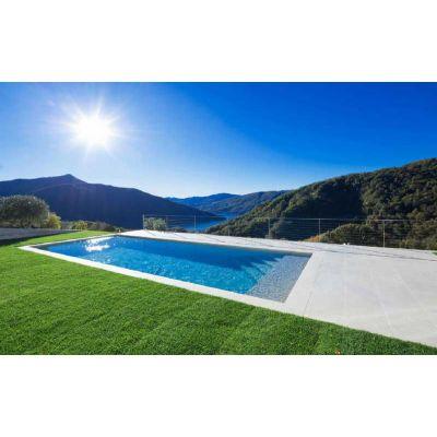 Rouleau 1.65x25m liner armé verni texturé Alkorplan 3000 Platinium - Alkorplan